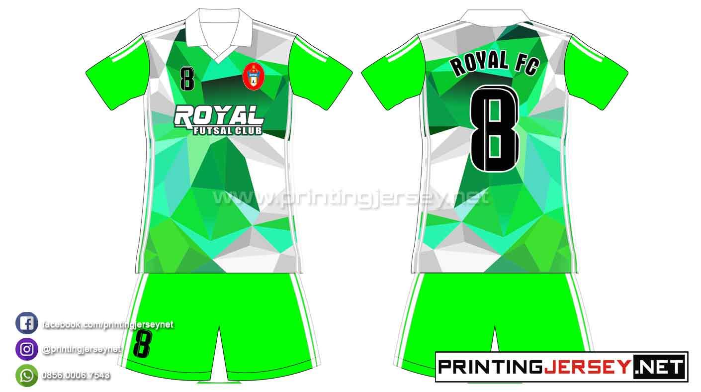Foto Baju Futsal Keren