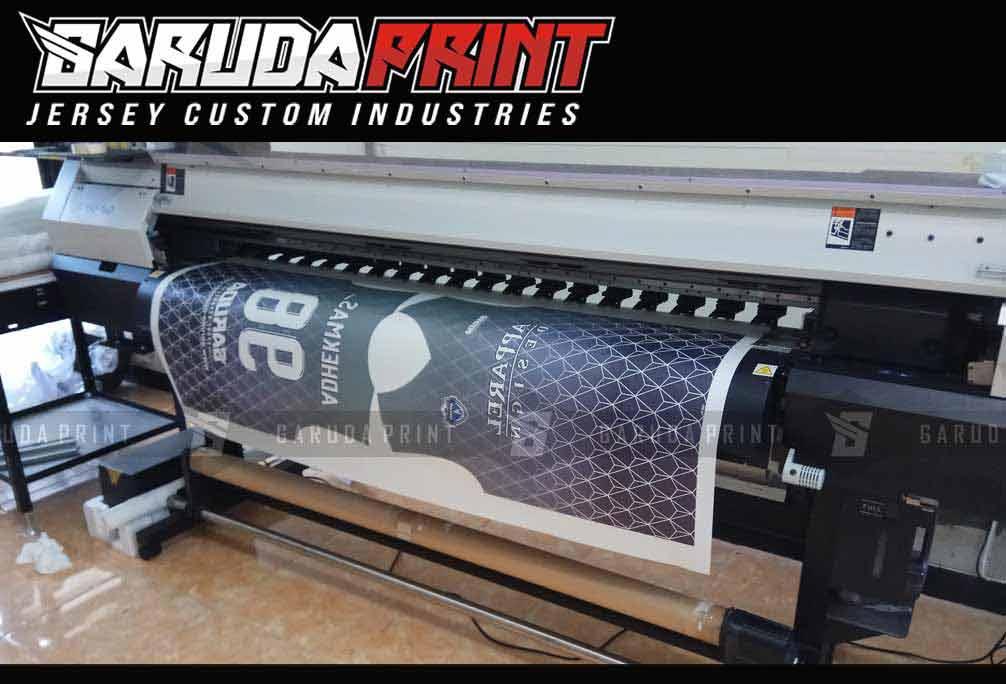 Jasa Pembuatan Jersey Bola Full Printing Di Kota Jombang