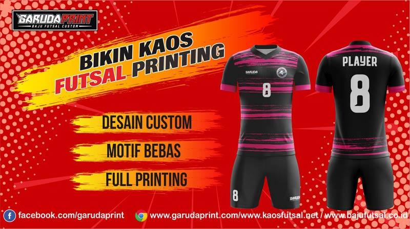Print Seragam Futsal Di Kota Mungkid Desain Terbaru