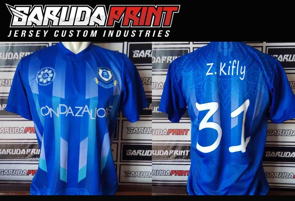 Tempat Print Baju Futsal Di Kota Jepara Yang Terpercaya