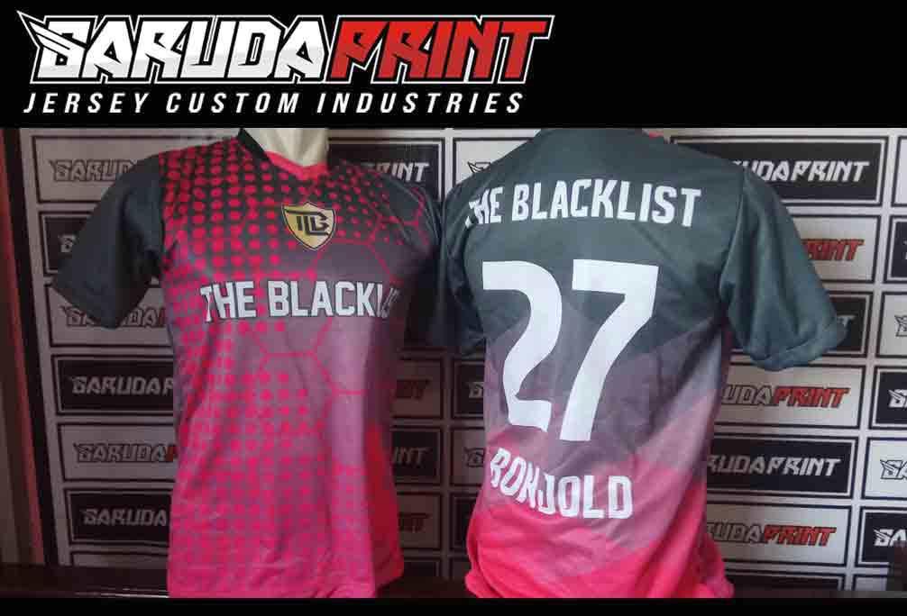 Jasa Bikin Kaos Sepakbola Full Printing Di Kota Tegal Proses Cepat