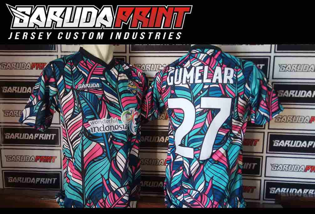 Print Baju Futsal Di Kota Purwodadi Yang Hasilnya Memuaskan