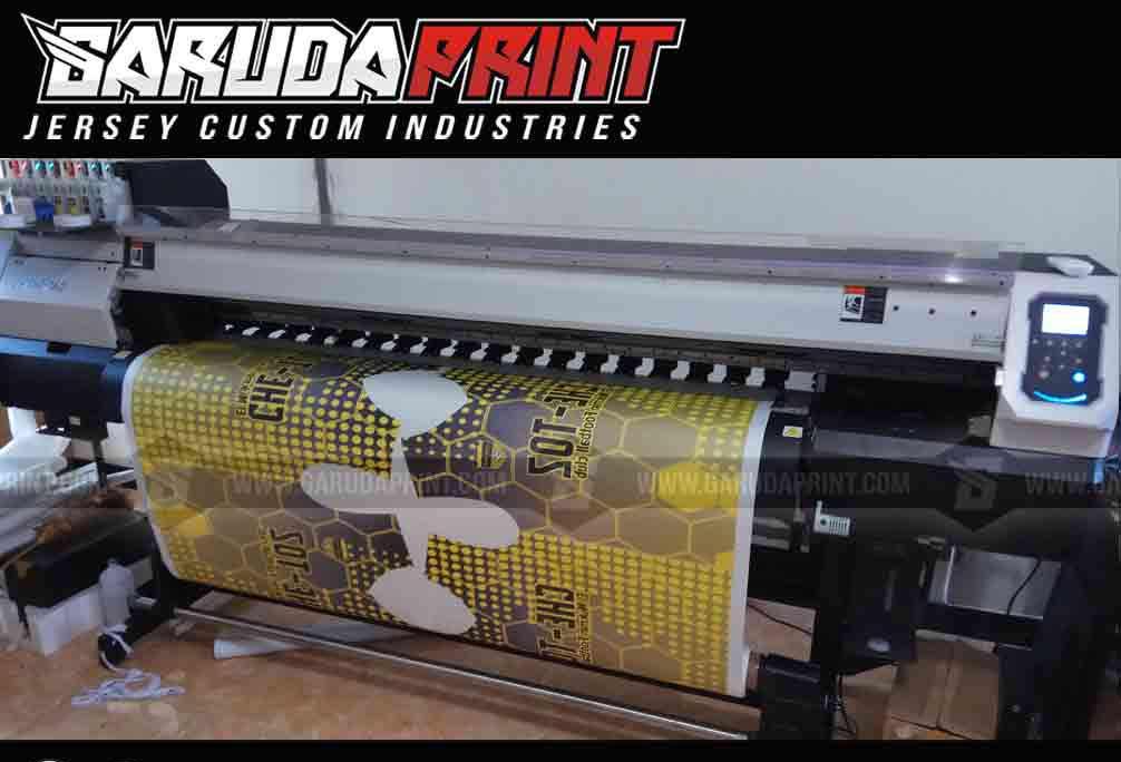 Pusat Bikin Kaos Futsal Printing Di Kota Semarang