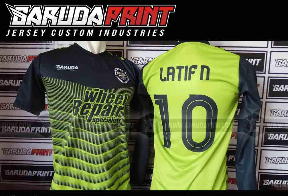 Jasa Bikin Baju Sepakbola Full Print Di Kota Semarang Kualitas Terbaik