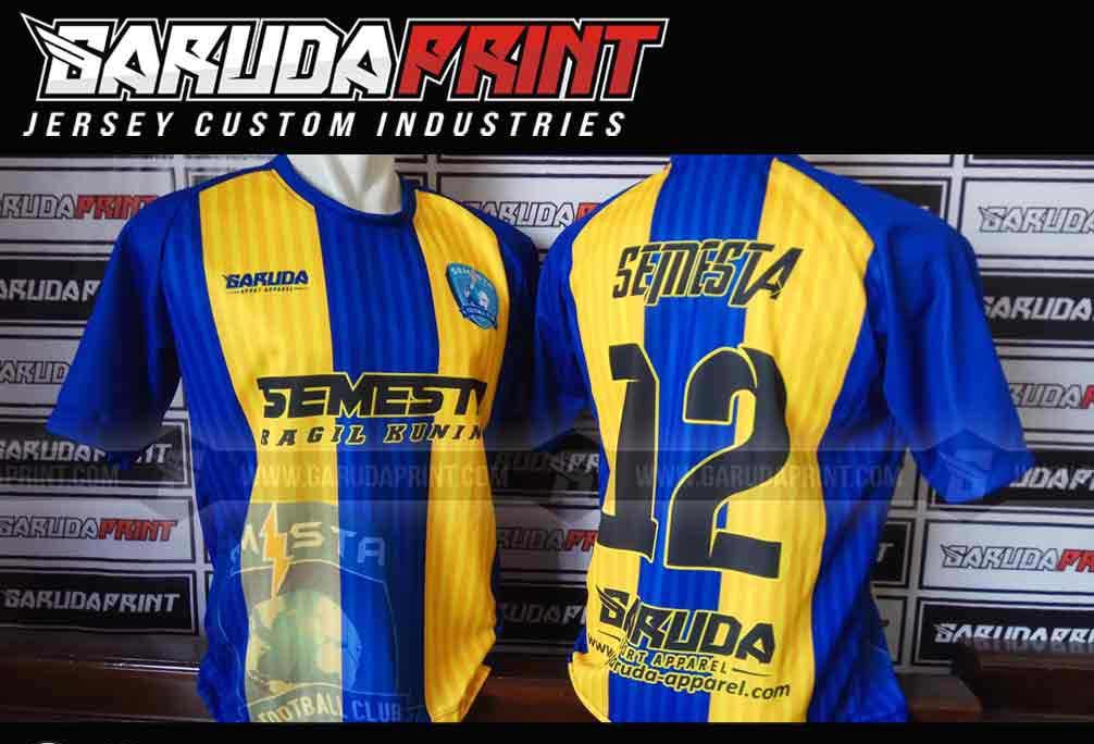 Pusat Bikin Kaos Sepakbola Printing Di Kota Bondowoso Yang Terpercaya