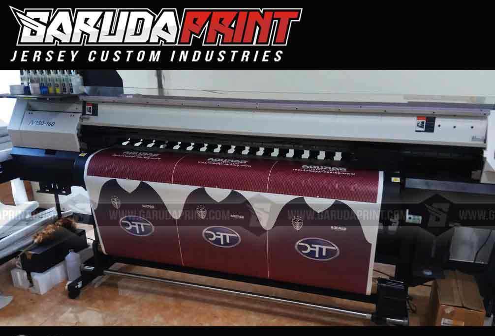 Printing Kaos Futsal Di Kota Salak Semua Desain Bisa
