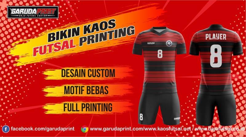 Tempat Print Kostum Futsal Di Kota Mojosari Kualitas Unggul