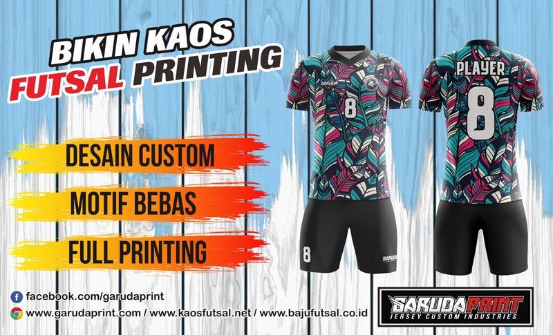 Menerima Jasa Print Baju Bola Futsal Di Kota Magetan Kualitas Tinggi