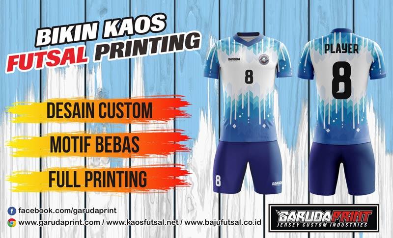 Pusat Printing Jersey Futsal Di Kota Magetan Yang Gratis Desain