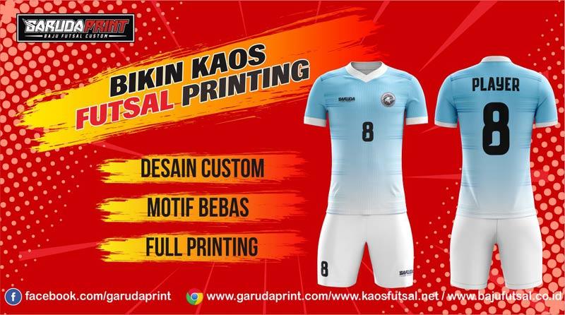 Print Baju Futsal Di Kota Amuntai Yang Berkualitas