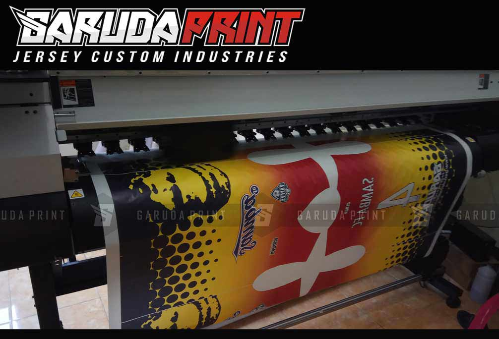 Bikin Seragam Bola Full Print Di Kota Malang Desain Bebas