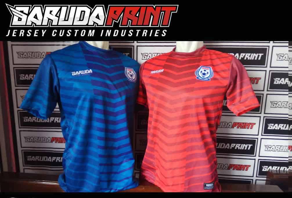 Jasa Pembuatan Jersey Futsal Full Printing Di Kota Kuningan