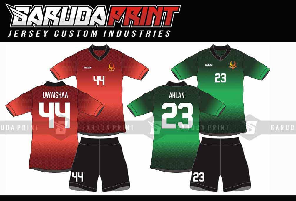 Tempat Bikin Jersey Futsal Full Printing Di Kota Tarogong Kidul
