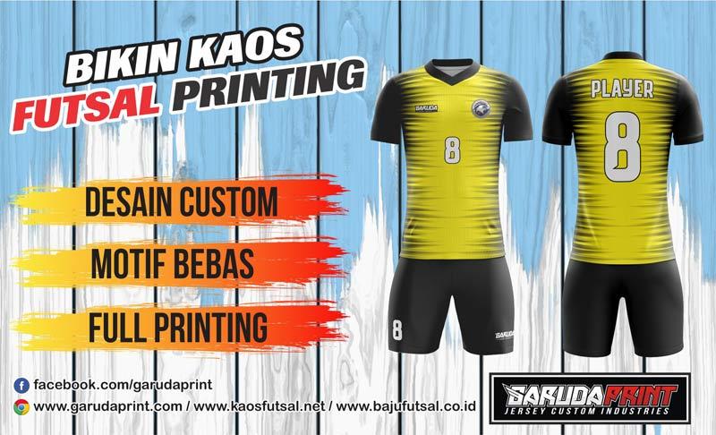 Buat Jersey Futsal Full Print Di Kota Tuban Pilihan Lengkap