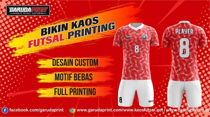 Jasa Bikin Jersey Futsal Printing Di Kota Sampang Semua Desain Bisa
