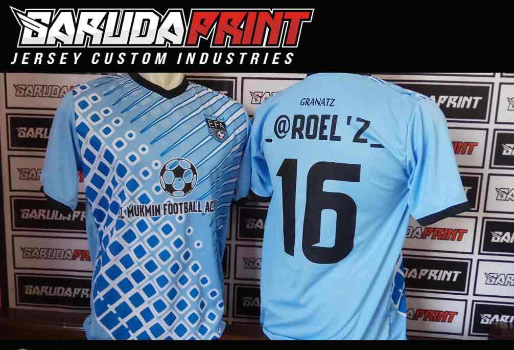 Printing Jersey Futsal Di Kota Sibuhuan Melayani Gratis Desain