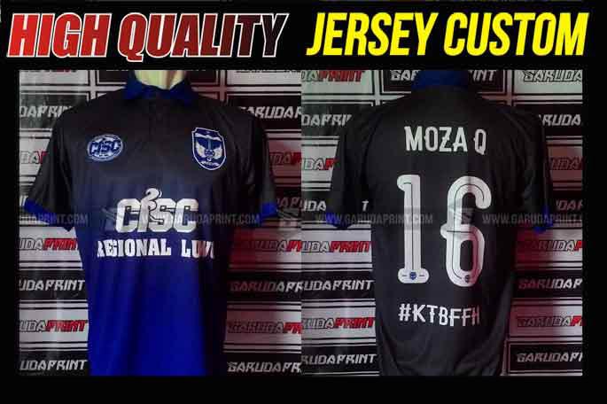 Printing Jersey Futsal Di Kota Lubuklinggau Kualitas Terbaik