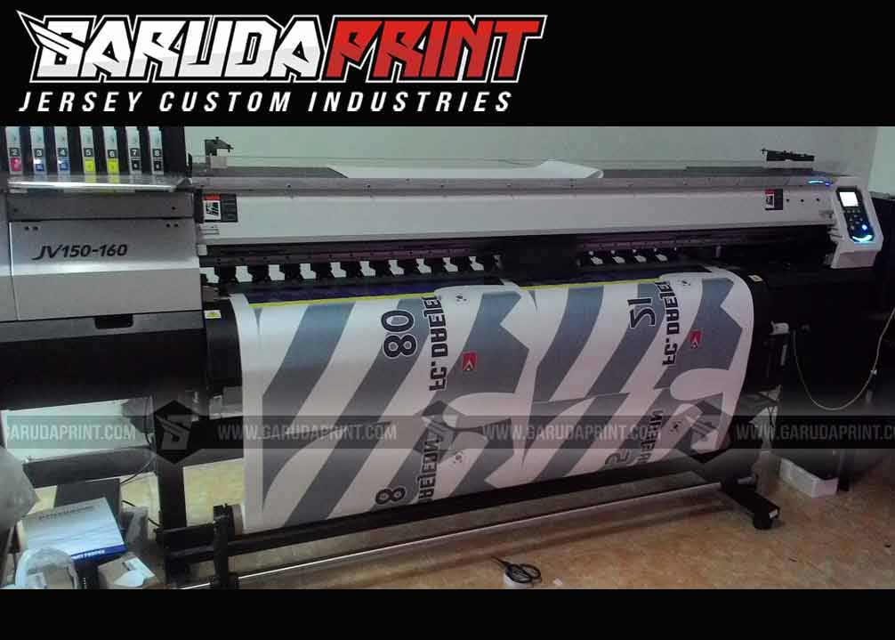 Printing Jersey Futsal Di Kota Banjarbaru Gratis Desain