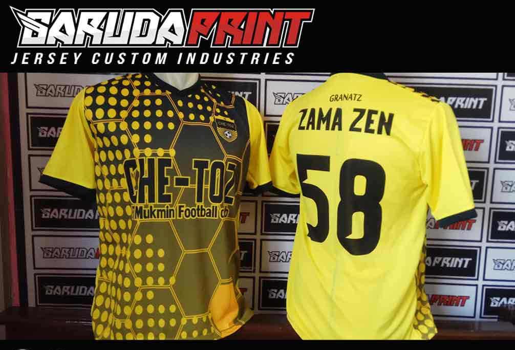 Print Baju Futsal Di Kota Pagar Alam Harga Murah Berkualitas