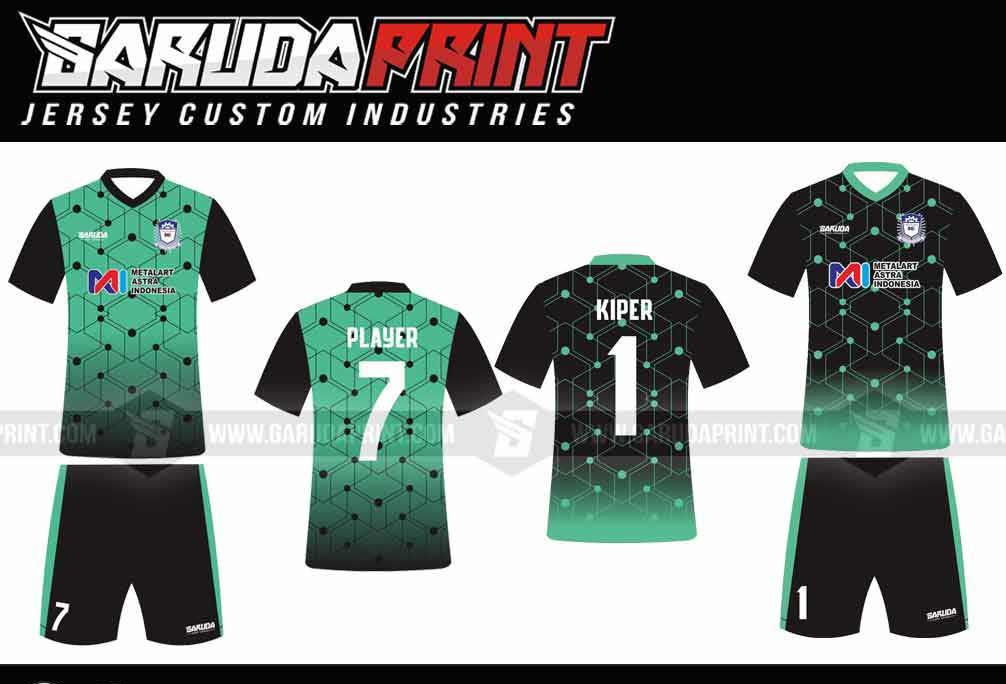 Pusat Bikin Baju Bola Futsal Full Print Di Kota Singaparna