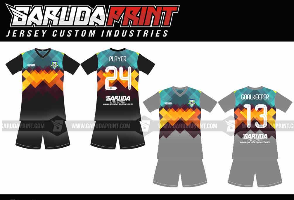Print Baju Futsal Di Kota Pangakalan Balai Kualitas Terbaik