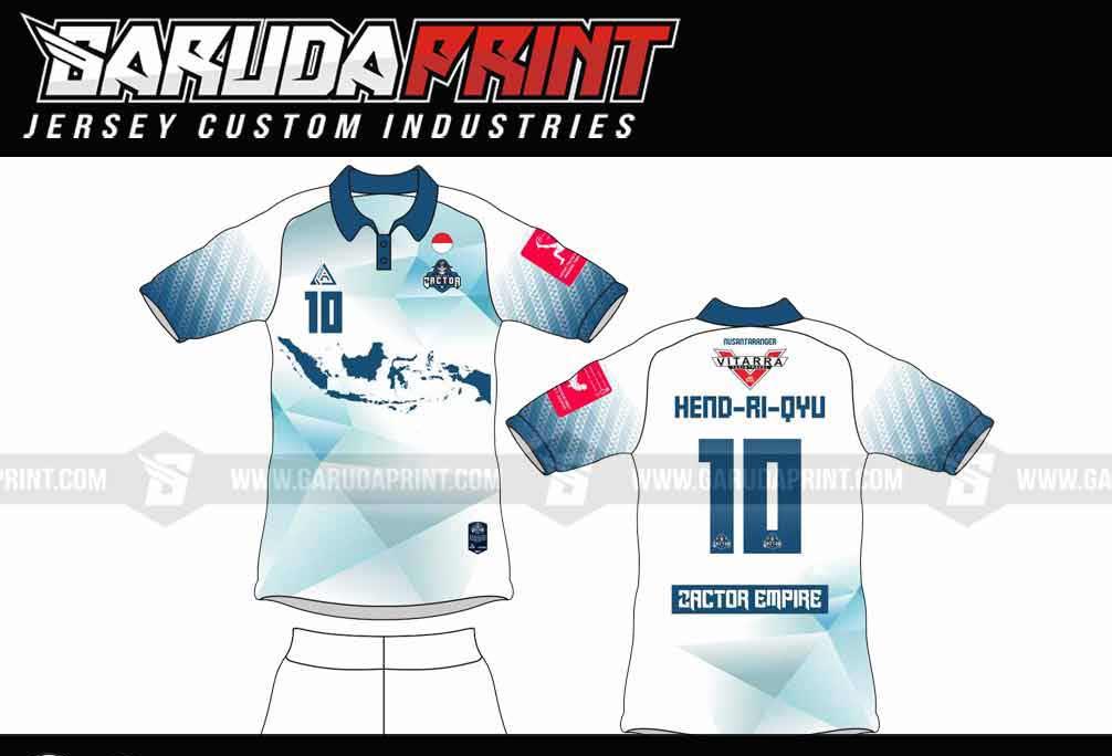 Print Kaos Futsal Di Kota Tebing Tinggi Yang Bermutu Tinggi