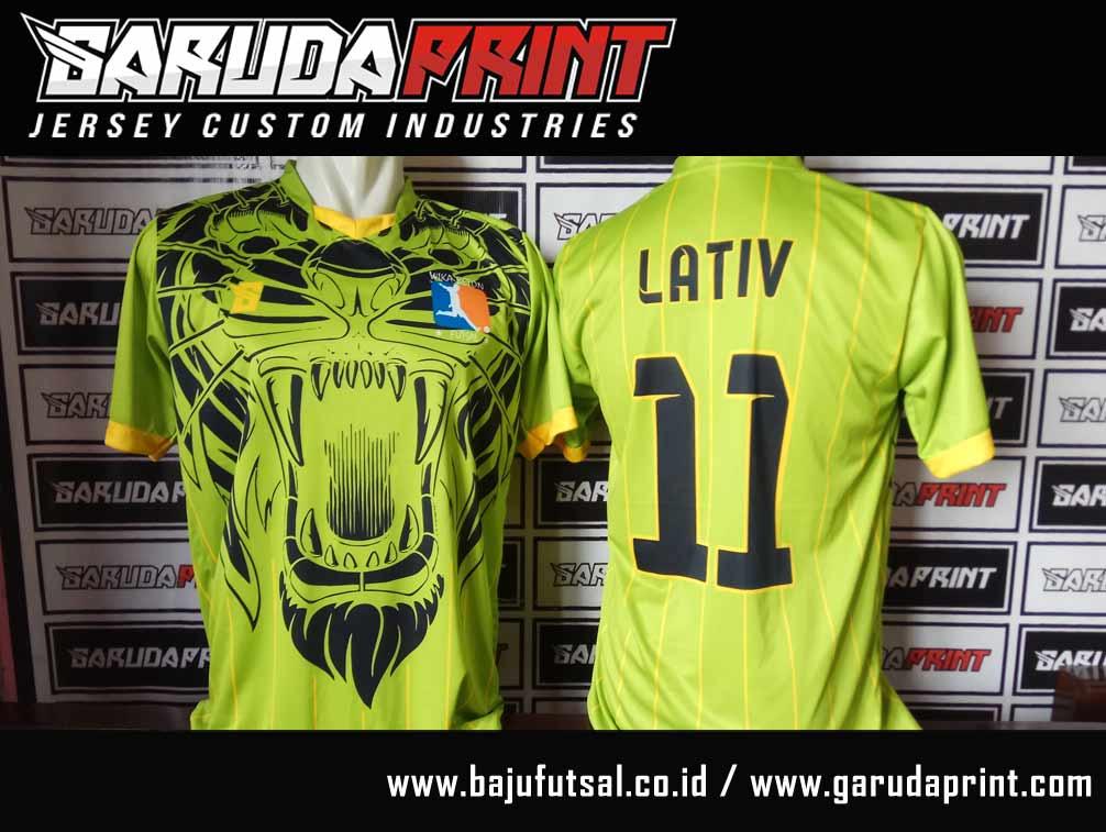 Jasa Pembuatan Baju Futsal Printing Di Kota Sumedang