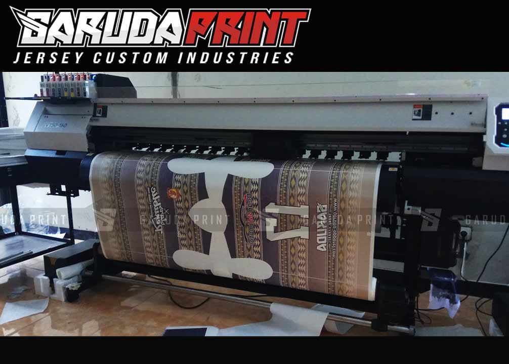 Printing Baju Futsal Di Kota Tuapejat Semua Desain Bisa
