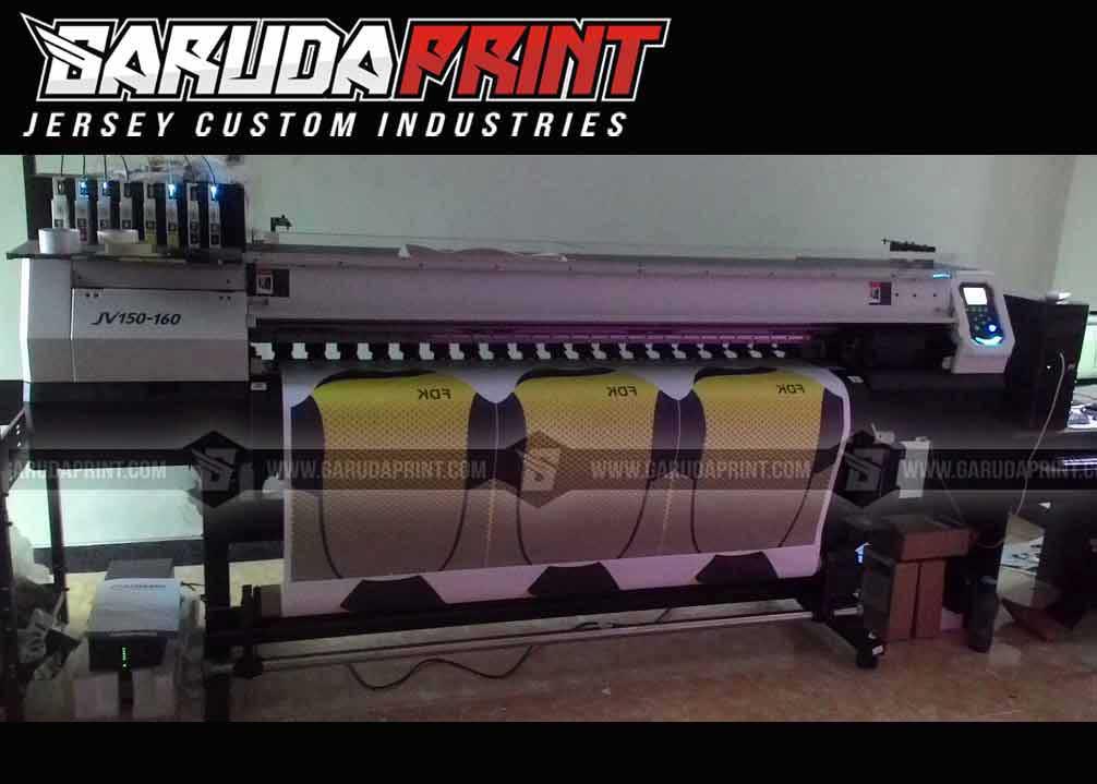 Printing Baju Futsal Di Kota Talang Ubi Desain Sendiri