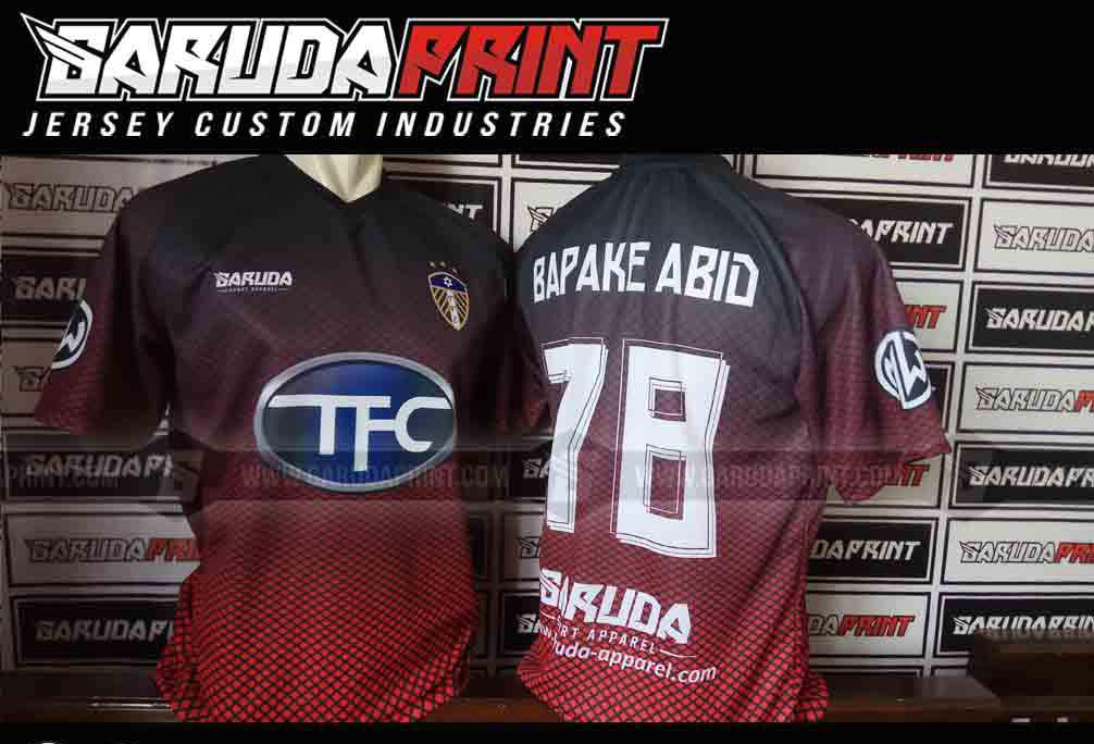 Jasa Pembuatan Kaos Futsal Printing Di Kota Cimahi Terpercaya