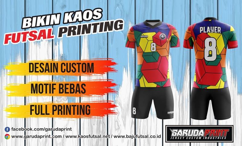 Tempat Bikin Jersey Futsal Printing Di Kota Cirebon Bermutu Tinggi
