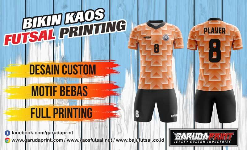 Print Baju Futsal Di Kota Padangpanjang Online Harga Paling Murah