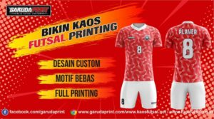 Print Baju Futsal Di Kota Arosuka Yang Terpercaya Dan Berpengalaman