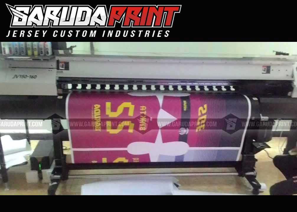 Printing Kaos Futsal Di Kota Kabanjahe Yang Bermutu Tinggi