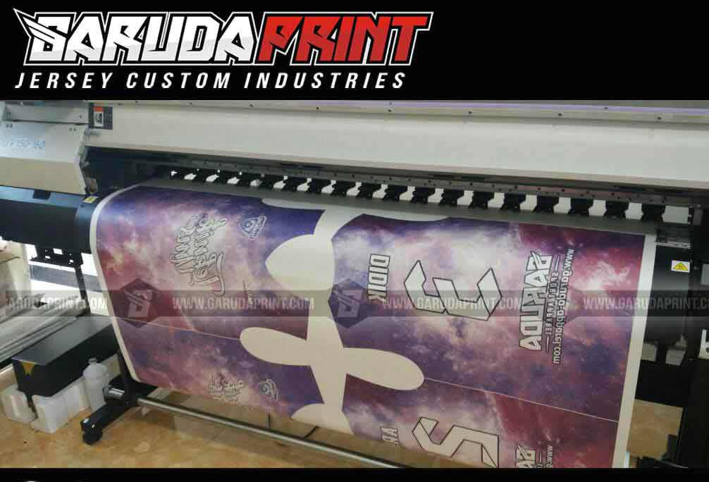 Printing Baju Futsal Di Kota Tasikmalaya Yang Bisa Custom