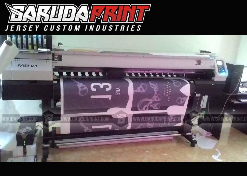 Printing Baju Futsal Di Kota Baturaja Dengan Harga Murah