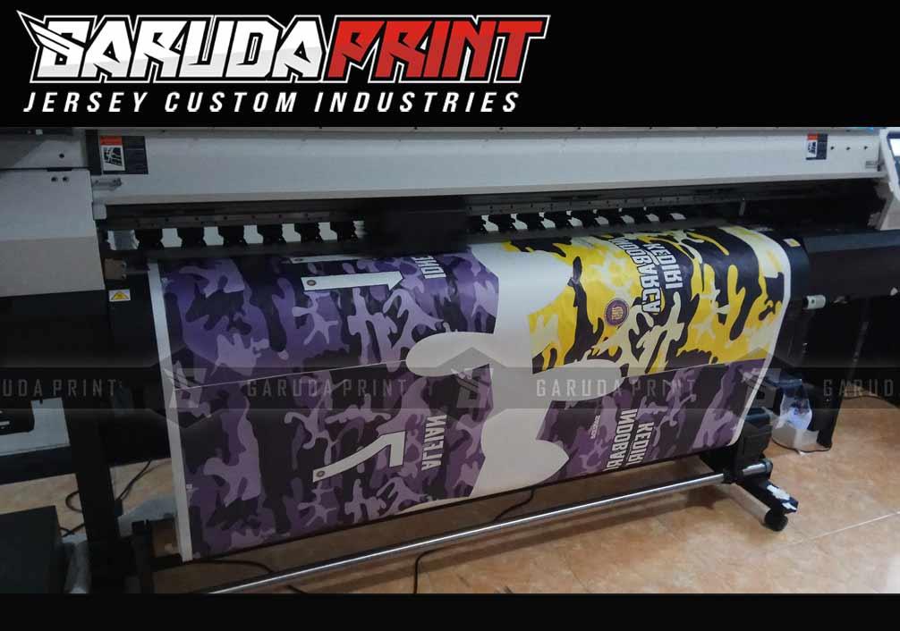 Print Baju Futsal Di Kota Tanjung Melayani Gratis Desain
