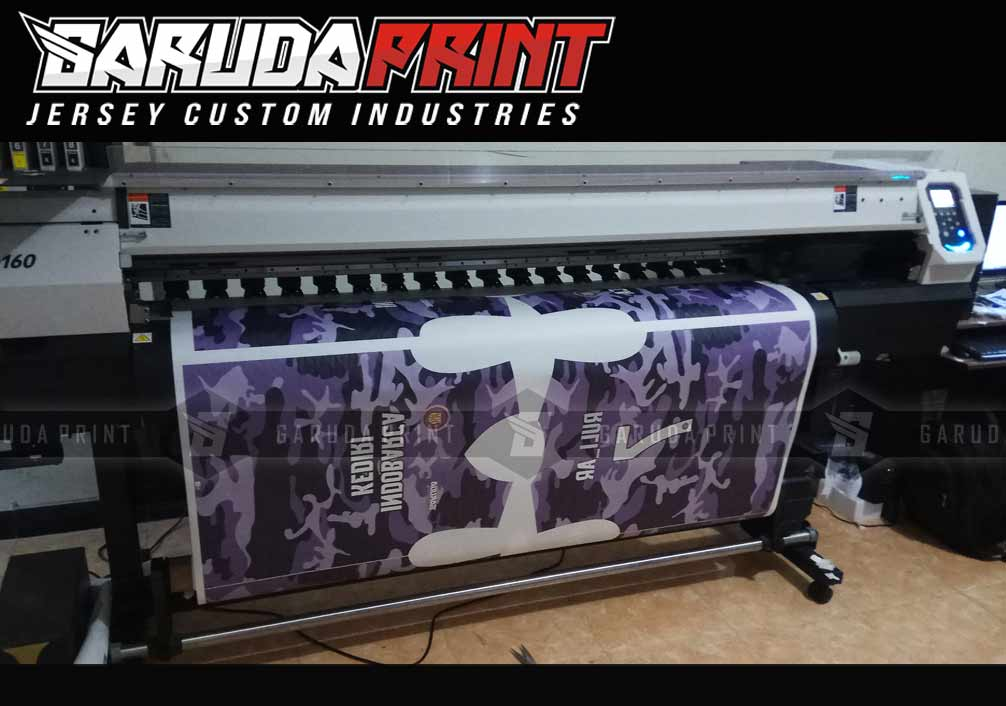 Printing Jersey Futsal Di Kota Pulau Punjung Melayani Gratis Desain