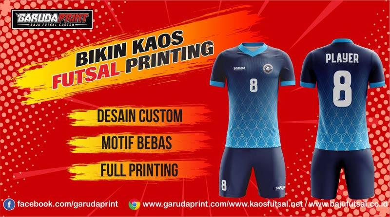 Printing Jersey Futsal Di Kota Balige Paling Lengkap
