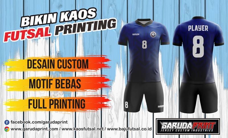 Printing Baju Futsal Di Kota Painan Online Paling Murah