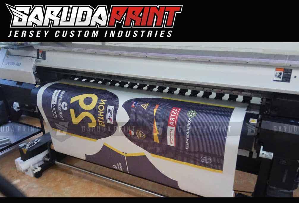Printing Jersey Futsal Di Kota Gunungsitoli Gratis Desain