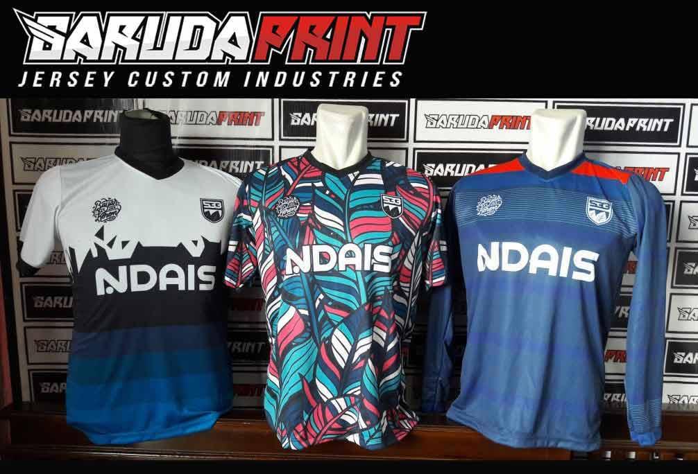Print Kaos Futsal Di Kota Gunung Tua Kualitas Paling Bagus