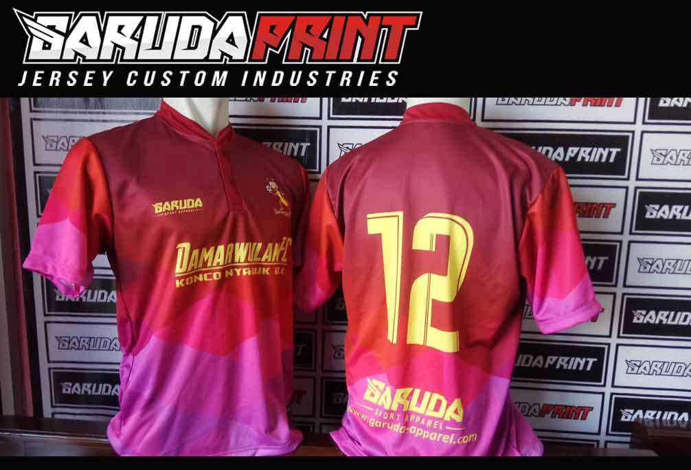 Print Baju Futsal Di Kota Sendawar Harga Murah