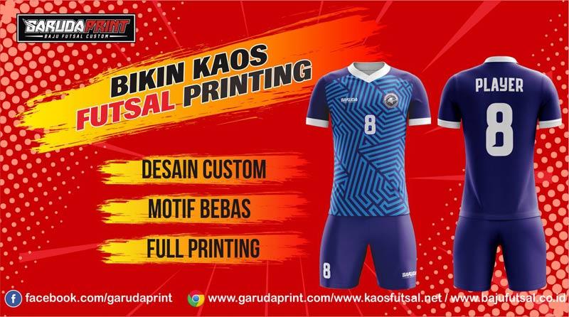 Printing Baju Futsal Di Kota Sanggata Berpengalaman