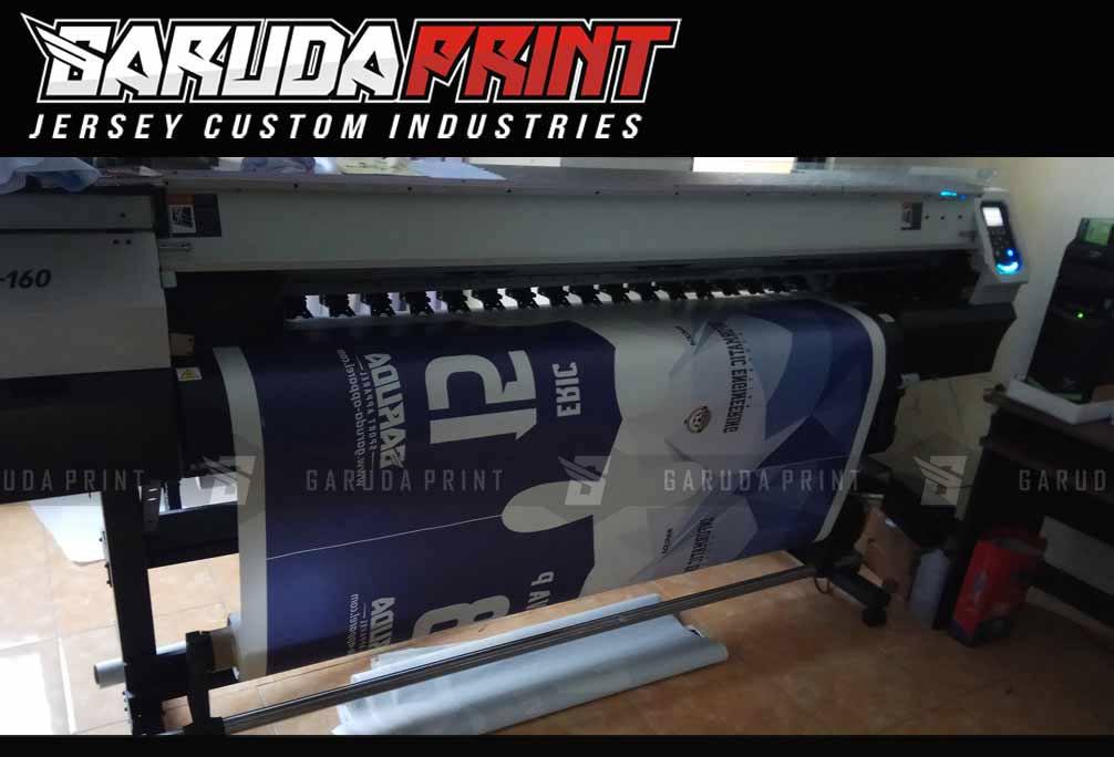 Printing Kaos Futsal Di Kota Tanjung Redeb Yang Terpercaya