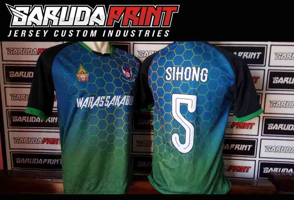 Print Jersey Futsal Di Kota Bontang Melayani Online