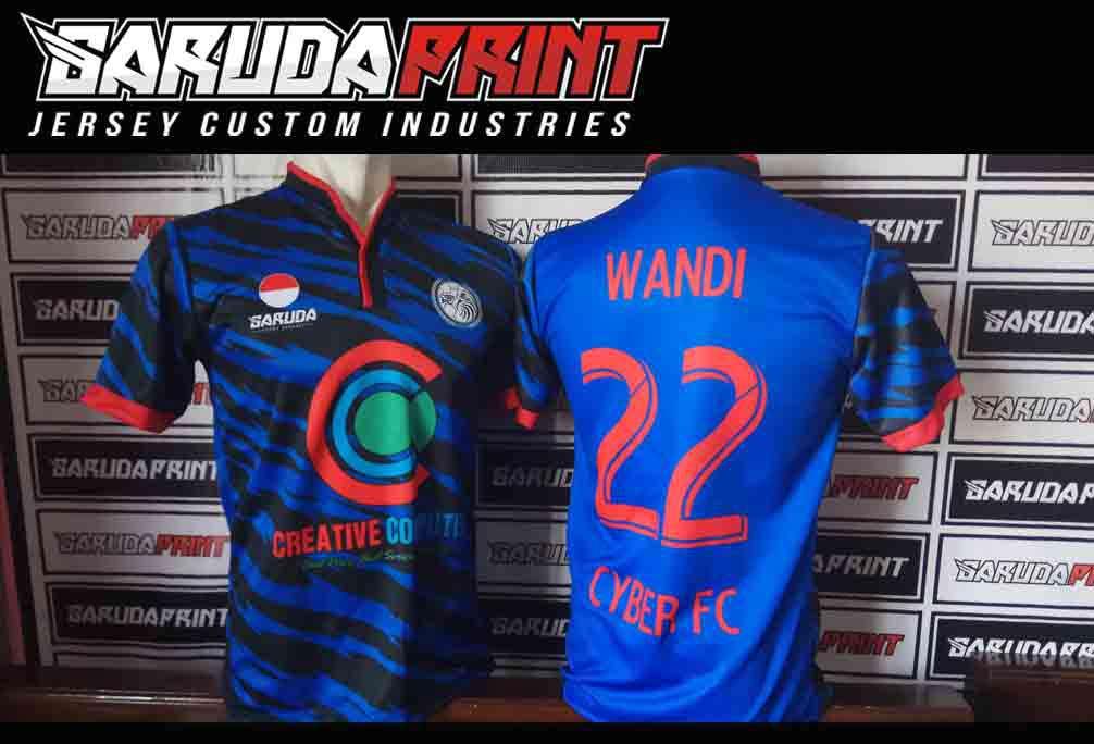 Print Kaos Futsal Di Kota Sampit Gratis Desain Terbaru