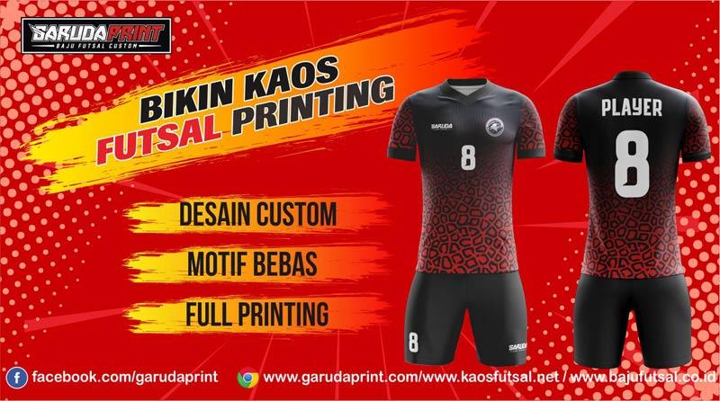 Print Baju Futsal Di Kota Pulang Pisau Pilihan Lengkap