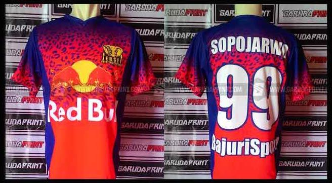 Print Kaos Futsal Di Kota Bengkayang Gratis Desain