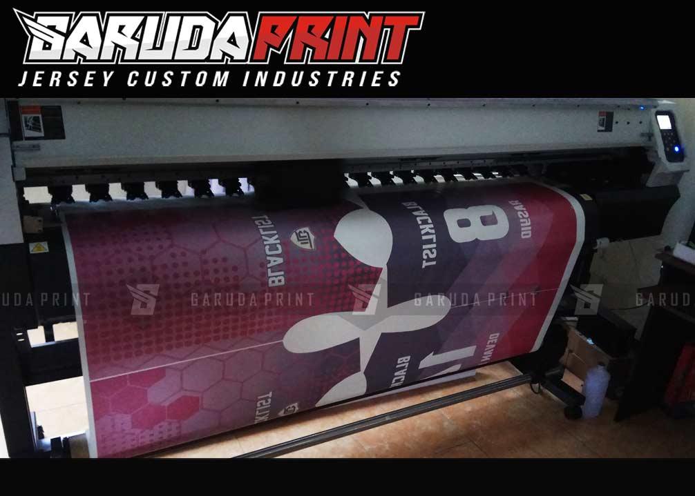 Printing Jersey Futsal Di Kota Palangka Raya Harga Murah Berkualitas